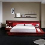 2020 modern yatak odası modeli