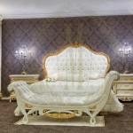 2020 yılına özel antika yatak odası modeli