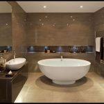 En şık modern banyo