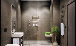 Modern Banyo Küvet Dekorasyon Fikirleri