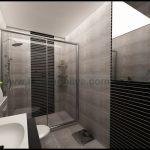 Modern banyo resim