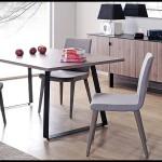 Kelebek mobilya yemek masası
