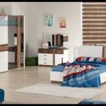 Kilim mobilya genç odası örnekleri