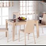 Mondi mutfak masası krem
