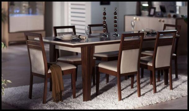 Mondi yemek masa sandalye takımı