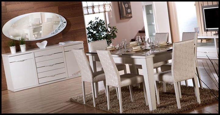 Mondi yemek masası takımı