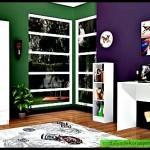 Tekzen mobilya genç odası