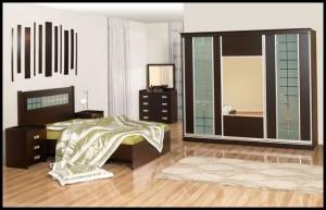 Tekzen mobilya yatak odası