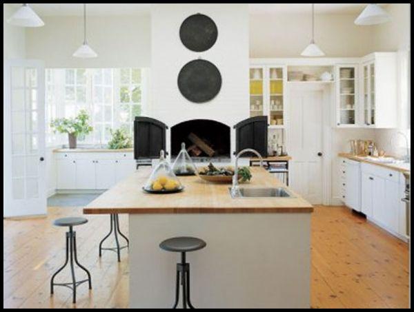 Farklı mutfak dekorasyonu