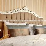 Krem yatak başlıkları ve modelleri