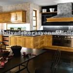 Ceviz içi fransız mutfak tasarımları
