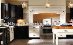 Fransız mutfak tasarımları (en güzel dekorasyonlar)