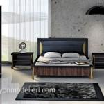 Bow modern yatak odası takımı