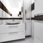 Cavelli luks banyo dolap modelleri