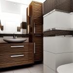Gelatte luks banyo dolap modelleri