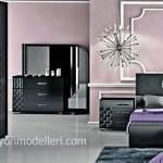 Kabari modern yatak odası takımı