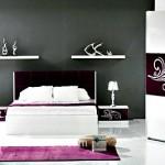 Moor beyaz konsept yatak odası takımı