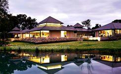 Modern lüks ev tasarımları