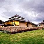 Lüks ev dış tasarım