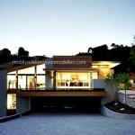 Lüks evlerin modern tasarımları