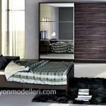 Yeni model yatak odası takımları