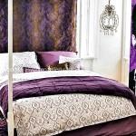 Mor yatak odasi modeli2