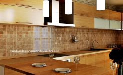 Rossi modern mutfak dekorasyonu
