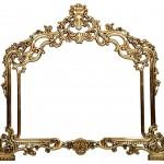 Altın işleme varak ayna modelleri