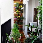 Yaz balkon dekorasyonu modelleri