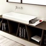 Beyaz lavabo modelleri