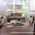 Istikbal mobilya kahve kanepe modelleri