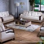 İstikbal beyaz krem koltuk takımı modeli