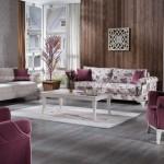 İstikbal mobilya desenli oturma grupları