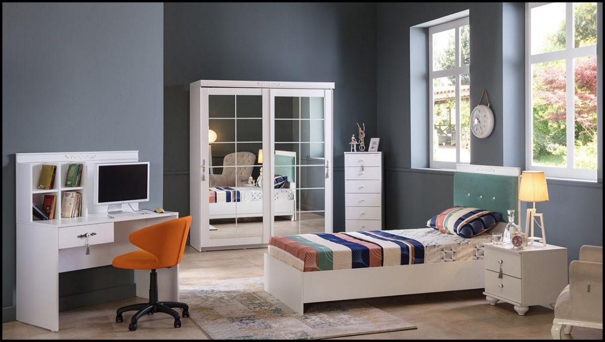 İstikbal beyaz genç odası