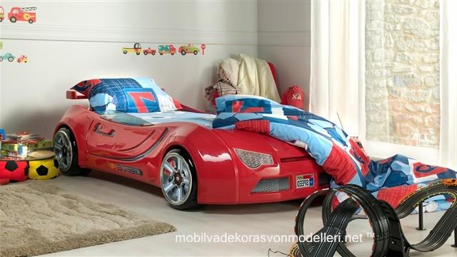 Speed araba karyola 1
