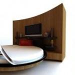 Modern ev mobilyaları tasarımı