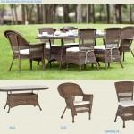 Oval bahçe mobilya fiyatları