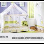 Çilek mobilya bebek baby dream 2020