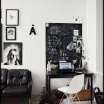 Küçük ofis dekorasyonu