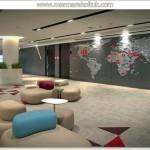 Ofis tasarim fikirleri
