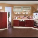 Bordo mutfak