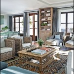 Kilim mobilya salon masası