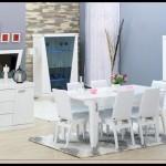 Kilim salon yemek masası