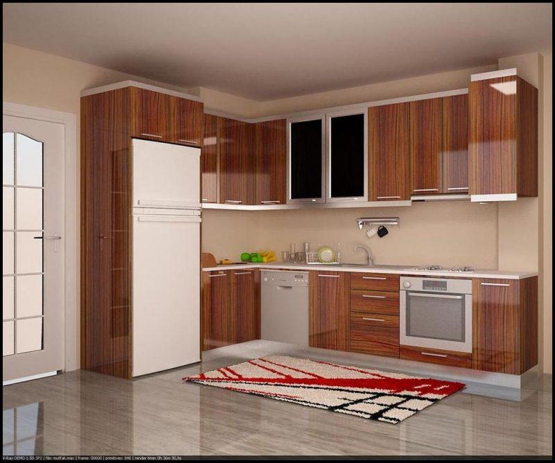 Laminant mutfak tezgahı örnek