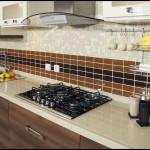 Laminant mutfak tezgahı tasarım