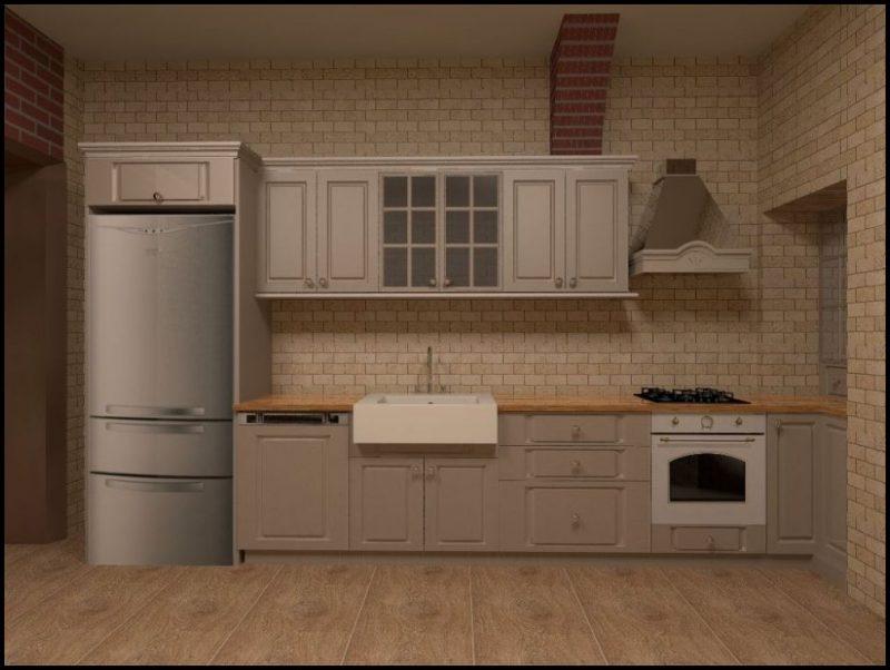 Laminant mutfak