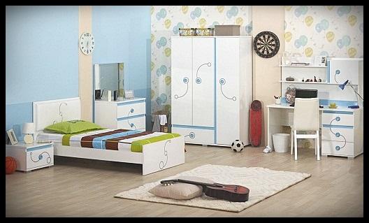 Çilek genç odası