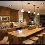 Granite amerikan mutfak