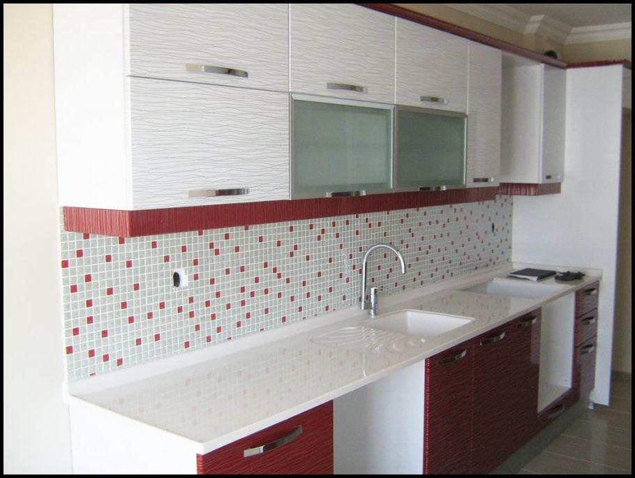 Mermerit mutfak fotoğrafları