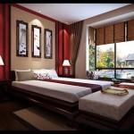 Feng shui yatak odası mobilyaları